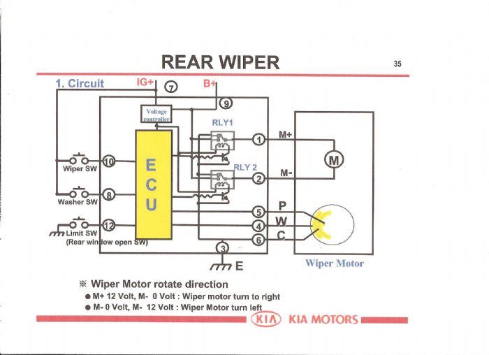 Kia Sportage Diesel Wiring Diagram