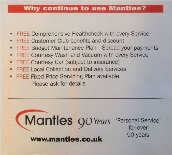Mantles Of Royston Hertfordshire Kia Owners Club Forums