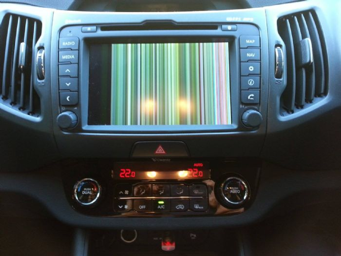 Nav Screen Problems - Kia Owners Club Forums