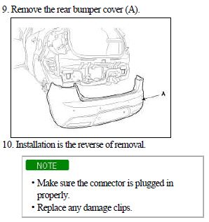 ve towbar fitting instructions