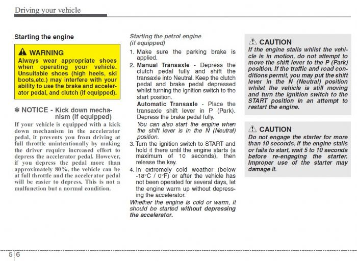 kia sportage 2014 owners manual pdf