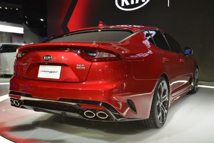 Kia stinger gt kia owners club forums page 1 for Nardo grey paint cost